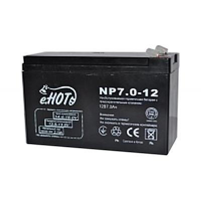 Батарея к ИБП Enot 12В 7 Ач (NP7.0-12)