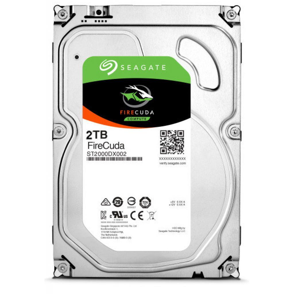 "Жесткий диск 3.5"" 2TB Seagate (ST2000DX002)"