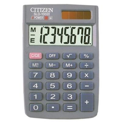 Калькулятор Citizen SLD-100 (III) (SLD-100)
