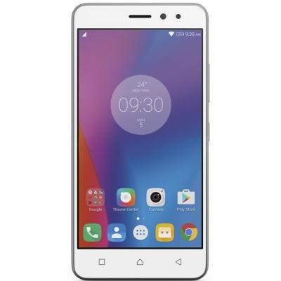 Мобильный телефон Lenovo K6 Power (K33a42) Silver (PA5E0028UA)