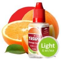 Жидкость для электронных сигарет Yasumi Orange Osaka 6 мг/мл (YA-OO-6)