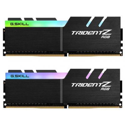 Модуль пам'яті для комп'ютера DDR4 32GB (2x16GB) 3000 MHz Trident Z RGB G.Skill (F4-3000C16D-32GTZR)