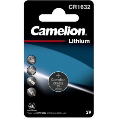 Батарейка CR 1632 Lithium * 1 Camelion (CR1632-BP1)