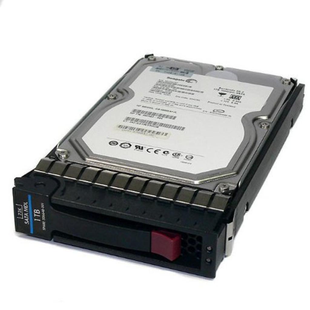 Жесткий диск для сервера 1TB HP (454273-001)
