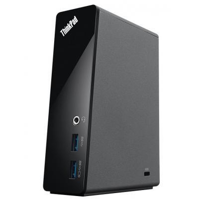 Порт-репликатор Lenovo ThinkPad Basic USB 3.0 Dock (EU) (40AA0045EU)