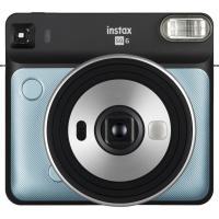 Камера миттєвого друку Fujifilm INSTAX SQ 6 Aqua Blue (16608646)