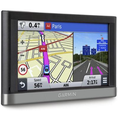 Автомобильный навигатор Garmin Nuvi 2557 Nuvlux (010-01123-22)