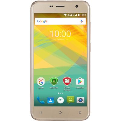 Мобильный телефон PRESTIGIO MultiPhone 7511 Muze B7 DUO Gold (PSP7511DUOGOLD)