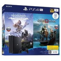 Ігрова консоль SONY PlayStation 4 Pro 1TB (God of War & Horizon Zero Dawn CE) (9994602)