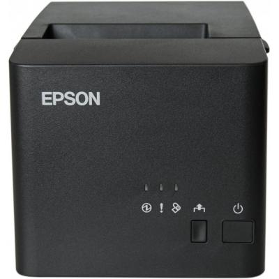 Принтер чеков EPSON TM-T20X (051) USB+SERIAL Black (C31CH26051)
