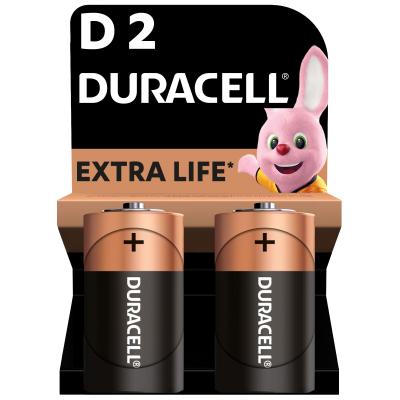 Батарейка Duracell D LR20 * 2 (81427278)