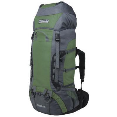 Рюкзак туристический Terra Incognita Rango 55 green / gray