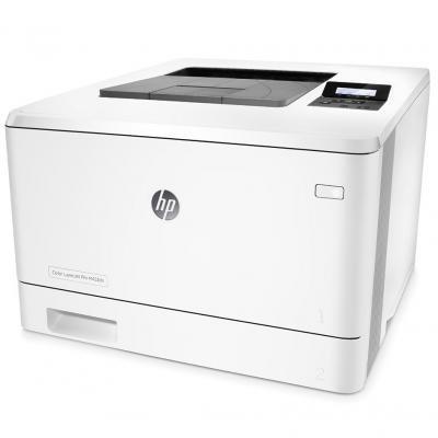 Принтер HP Color LaserJet Pro M452dn c Wi-Fi (CF389A)