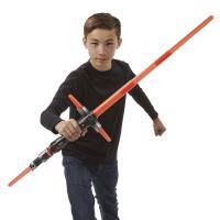 Игрушечное оружие Hasbro Star Wars Cветовой меч Кайло Рена (B2948)