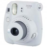 Камера миттєвого друку Fujifilm Instax Mini 9 CAMERA SMO WHITE TH EX D (16550679)
