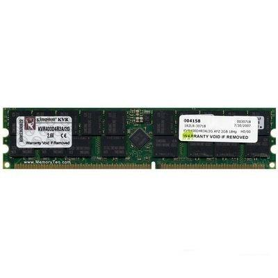 Модуль памяти для сервера DDR 2048Mb Kingston (KVR400D4R3A/2G)