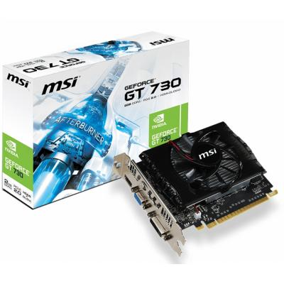 Видеокарта GeForce GT730 2048Mb MSI (N730-2GD3V2)