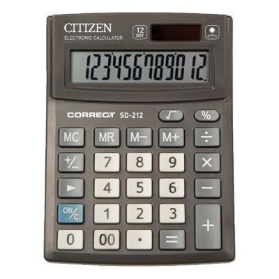 Калькулятор Citizen SD-212