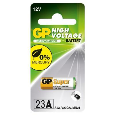 Батарейка 23AE-U1 A23, VA23GA GP (23AE-U1/23AE-C5)