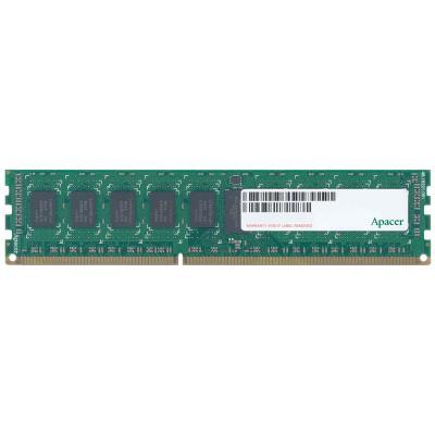 Модуль памяти для сервера DDR3 8192Mb Apacer (75.CA3EA.G010B / M393B1G70QH0-YK0)