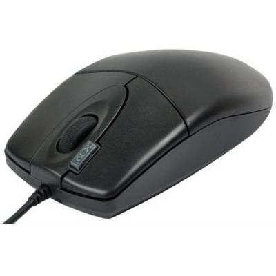 Мышка A4-tech OP-620D BLACK-USB