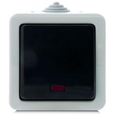 Электроустановочное изделие SVEN SE-72011L gray (7100051)