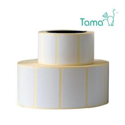 Этикетка Тама термо TOP 58x40/ 1тис (5528)