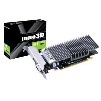 Видеокарта GeForce GT1030 2048Mb Inno3D (N1030-1SDV-E5BL)