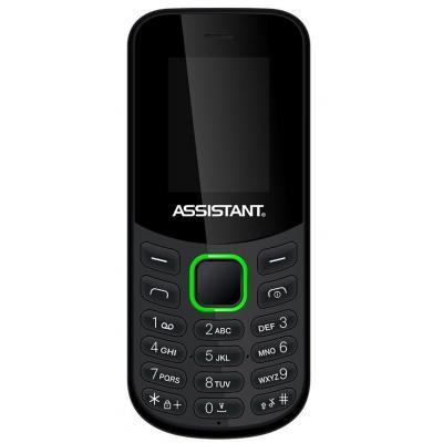Мобильный телефон Assistant AS-101 Black (873293011769)