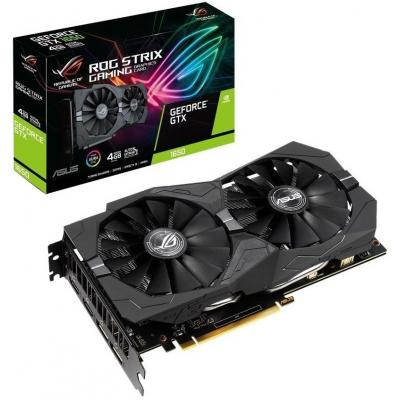 Видеокарта ASUS GeForce GTX1650 4096Mb ROG STRIX GAMING (ROG-STRIX-GTX1650-4G-GAMING)