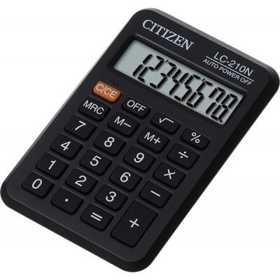 Калькулятор LC-210 Citizen (1156)