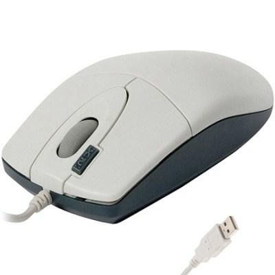 Мышка A4tech OP-620D White-USB