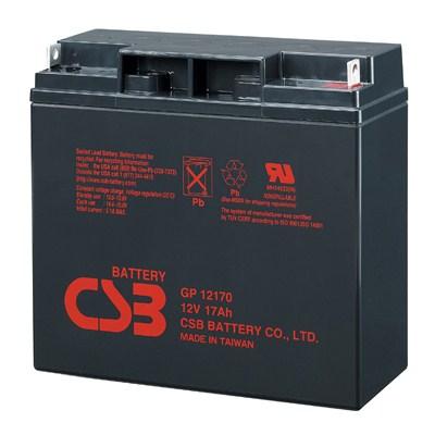 Батарея к ИБП CSB 12В 17 Ач (GP12170)