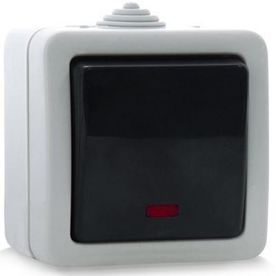 Электроустановочное изделие SVEN SE-72012L gray (4895134781361)