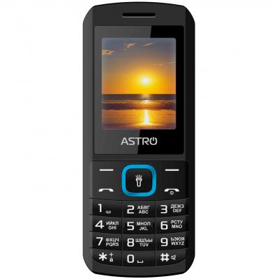 Мобильный телефон Astro A170 Black Blue