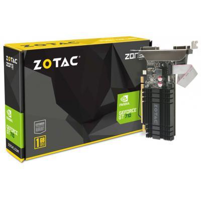 Видеокарта GeForce GT710 1024Mb ZOTAC (ZT-71301-20L)