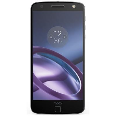 Мобильный телефон Motorola Moto Z Play (XT1635-02) 32Gb Black-Silver (SM4425AE7U1)