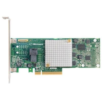 Контроллер RAID Adaptec 8405E Single 1xSFF-8643, 8xPCIe 512MB (2293901-R)