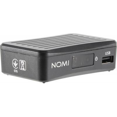 ТВ тюнер Nomi DVB-T2 T203 (425704)