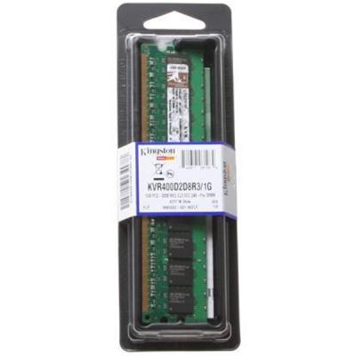 Модуль памяти для сервера DDR2 1024Mb Kingston (KVR400D2D8R3/1G)