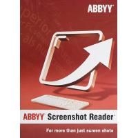 ПЗ для роботи з текстом ABBYY Screenshot Reader (ESD) for personal use (SR11XW-FMPL-X)