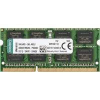 Модуль пам'яті для ноутбука SoDIMM DDR3 8GB 1600 MHz Kingston (KVR16S11/8)