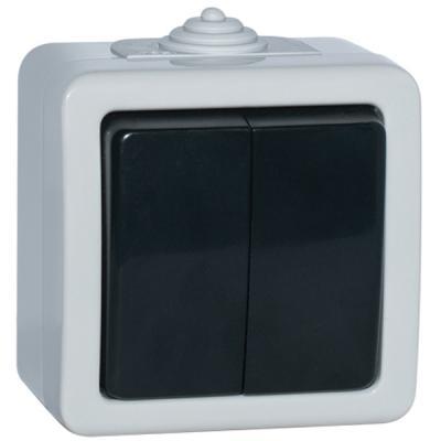 Электроустановочное изделие SVEN SE-72015, gray (7100115)