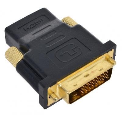 Кабель мультимедийный DVI 24+1 to HDMI PATRON (ADAPT-PN-DVI-HDMIF)