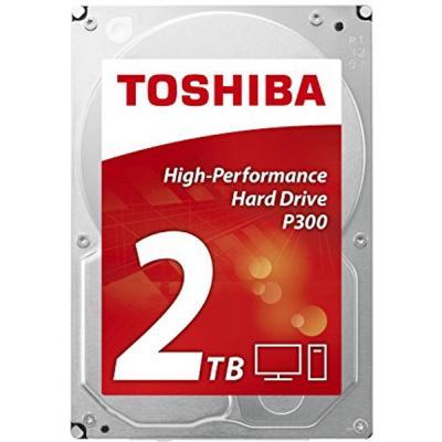 """Жесткий диск 3.5"""" 2TB TOSHIBA (HDWD120UZSVA)"""