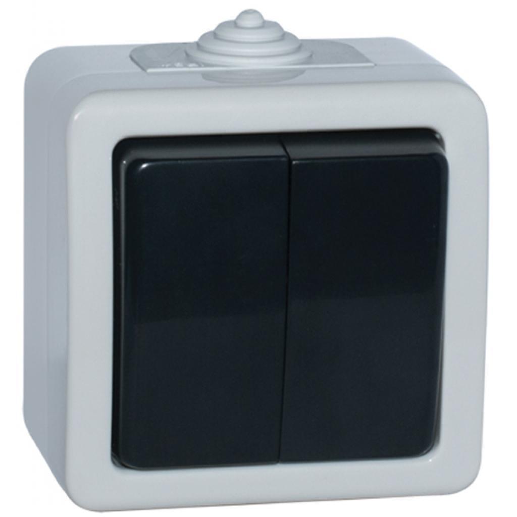 Электроустановочное изделие SVEN SE-72018, gray (6438162010423)