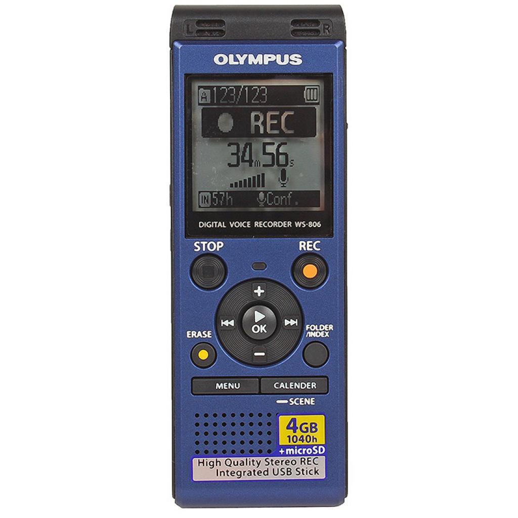Цифровой диктофон OLYMPUS V415151UE020
