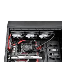 Кулер для процессора ThermalTake Water 3.0 Ultimate (CL-W007-PL12BL-A)