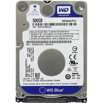 Жесткий диск для ноутбука Western Digital 2.5