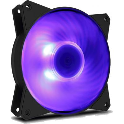 Кулер для корпуса CoolerMaster MasterFan MF120R RGB (R4-C1DS-20PC-R1)